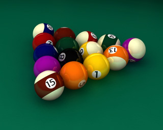 Billiard Ball Up The Ass