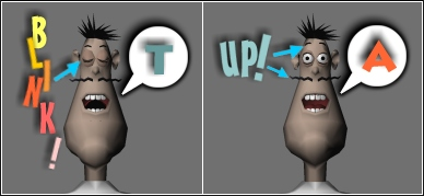 Blender: tutorial: Lip Syncing